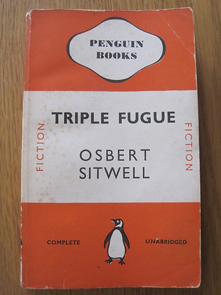 Triple Fugue  by  Osbert Sitwell
