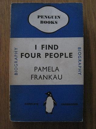 I Find Four People  by  Pamela Frankau