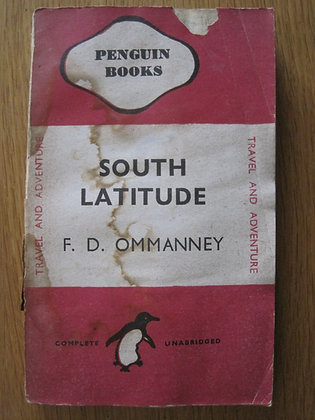 South Latitude  by F. D. Ommanney