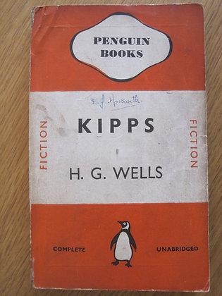 Kipps  by  H. G. Wells
