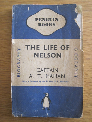 The Life of Nelson  by  A. T. Mahan