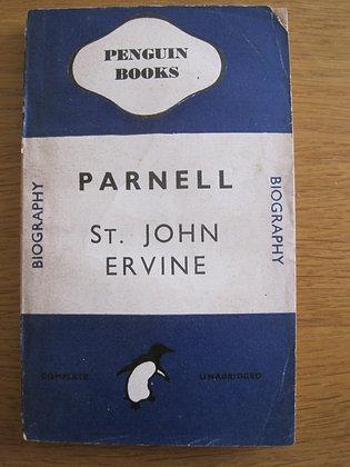 Parnell  by St. John Ervine