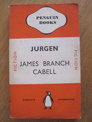 Jurgen  by  James Branch Cabell