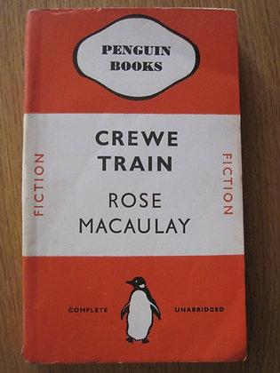 Crewe Train  by  Rose Macaulay