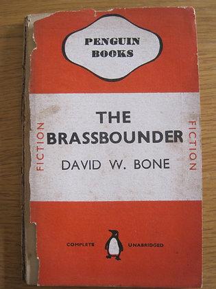 The Brassbounder  by  David W. Bone