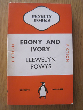 Ebony and Ivory  by  Llewelyn Powys