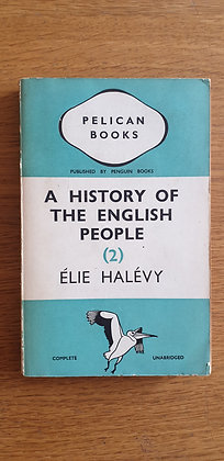 A History of the English People in 1815 (Book 2) by Élie Halévy