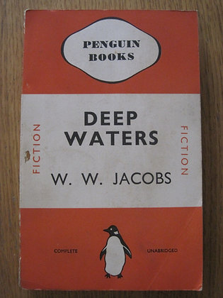 Deep Waters  by  W. W.  Jacobs