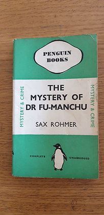 The Mystery of Dr Fu-Manchu  by  Max Rohmer