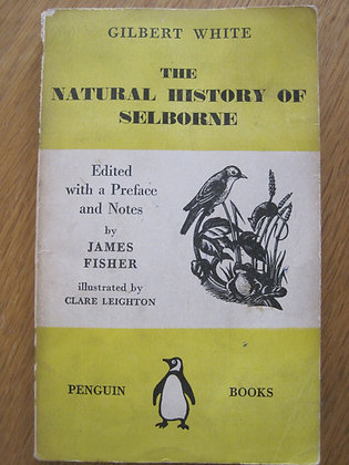 The Natural History of Selborne  by  James Fisher