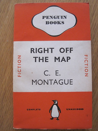 Right Off the Map  by  C. E. Montague