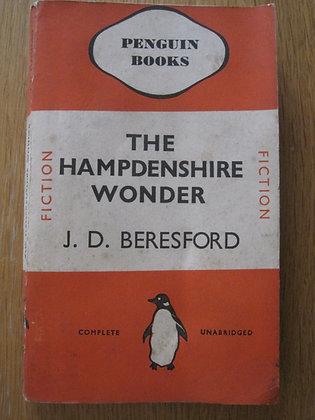 The Hampdenshire Wonder  by  J. D. Beresford