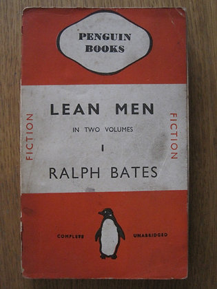 Lean Men (Volume One)  by  Ralph Bates