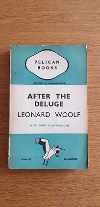After the Deluge  by  Leonard Woolf