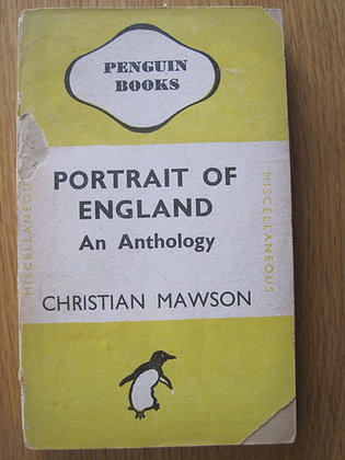 Portrait of England compiled by Christian Mawson