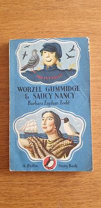 Worzel Gummidge and Saucy Nancy  by  Barbara Euphan Todd