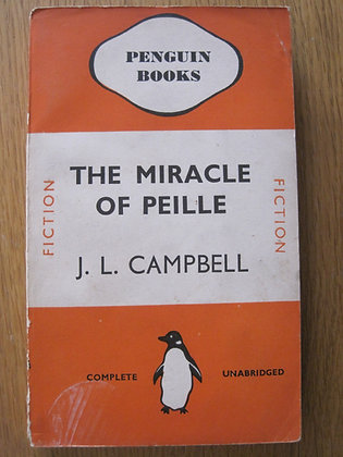 The Miracle of Peille  by  J. L. Campbell