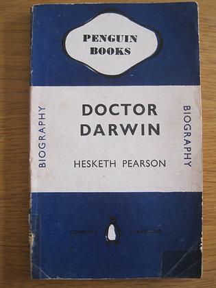 Doctor Darwin  by  Hesketh Pearson