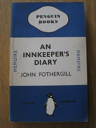 An Innkeeper's Diary  by  John Fothergill