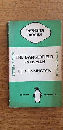 The Dangerfield Talisman  by  J. J. Connington