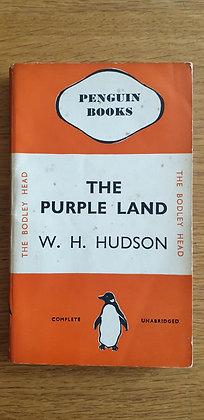 The Purple Land  by  W. H. Hudson