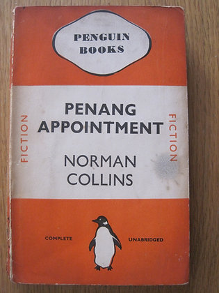 Penang Appointment  by  Norman Collins