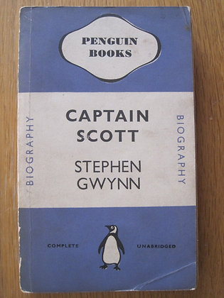 Captain Scott  by  Stephen Gwynn