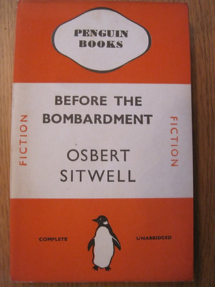 Before the Bombardment  by  Osbert Sitwell