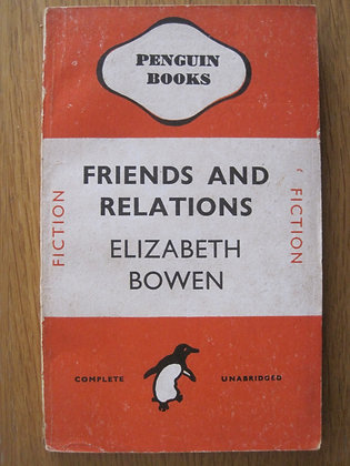 Friends and Relations  by  Elizabeth Bowen