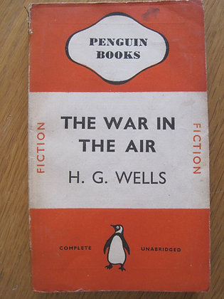 The War in the Air  by  H. G. Wells