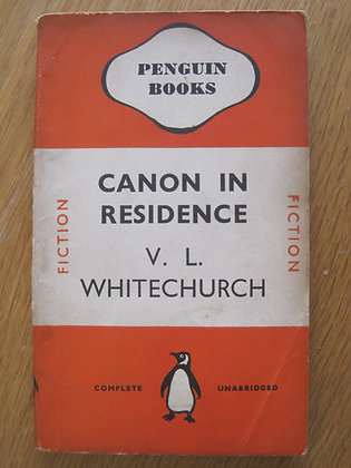 Canon in Residence  by  V. l. Whitechurch
