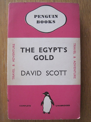 The 'Egypt's' Gold  by  David Scott