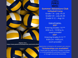 Power House Volleyball