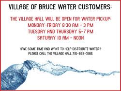 Village Water Distribution
