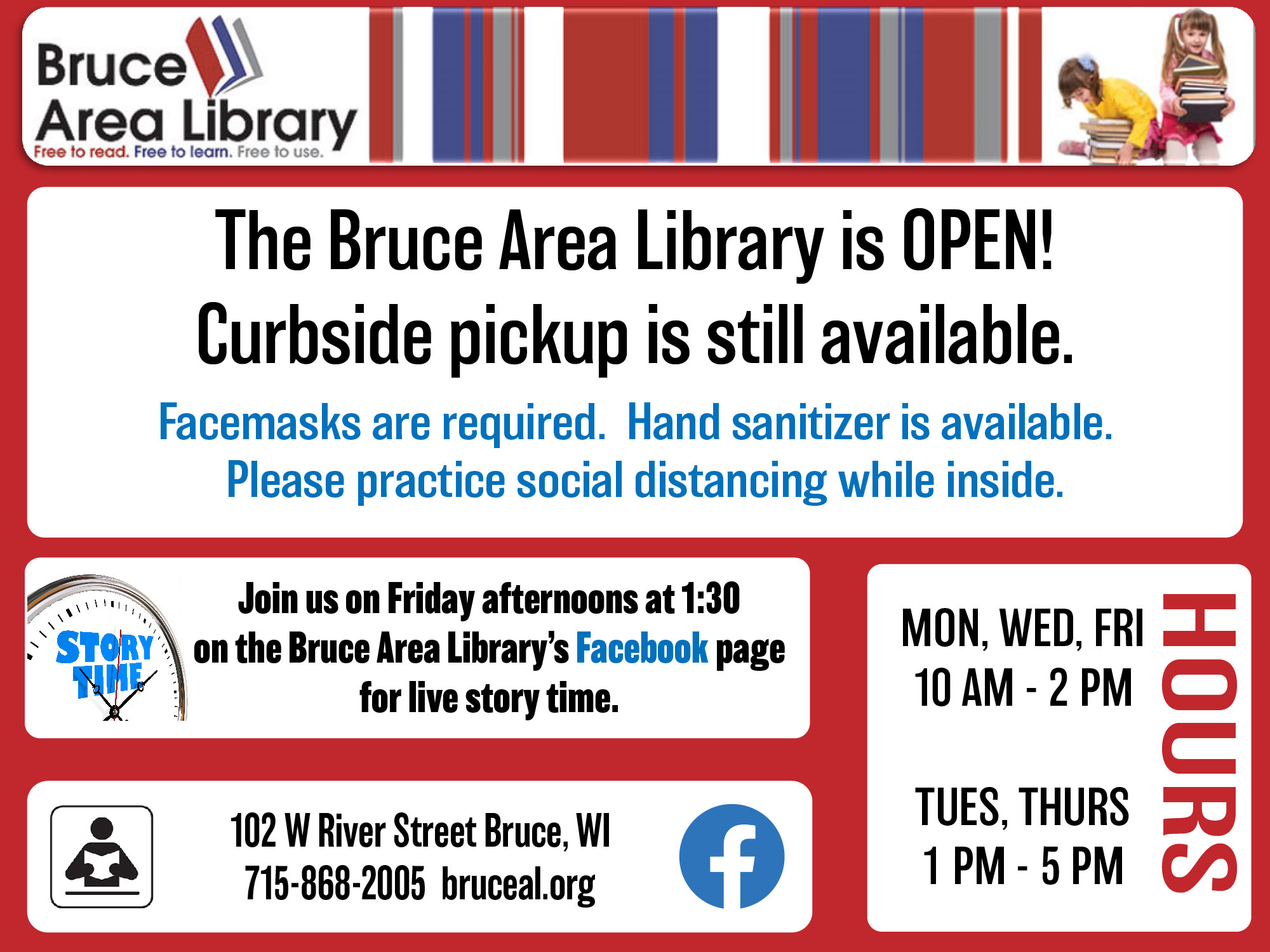 Bruce Area Library