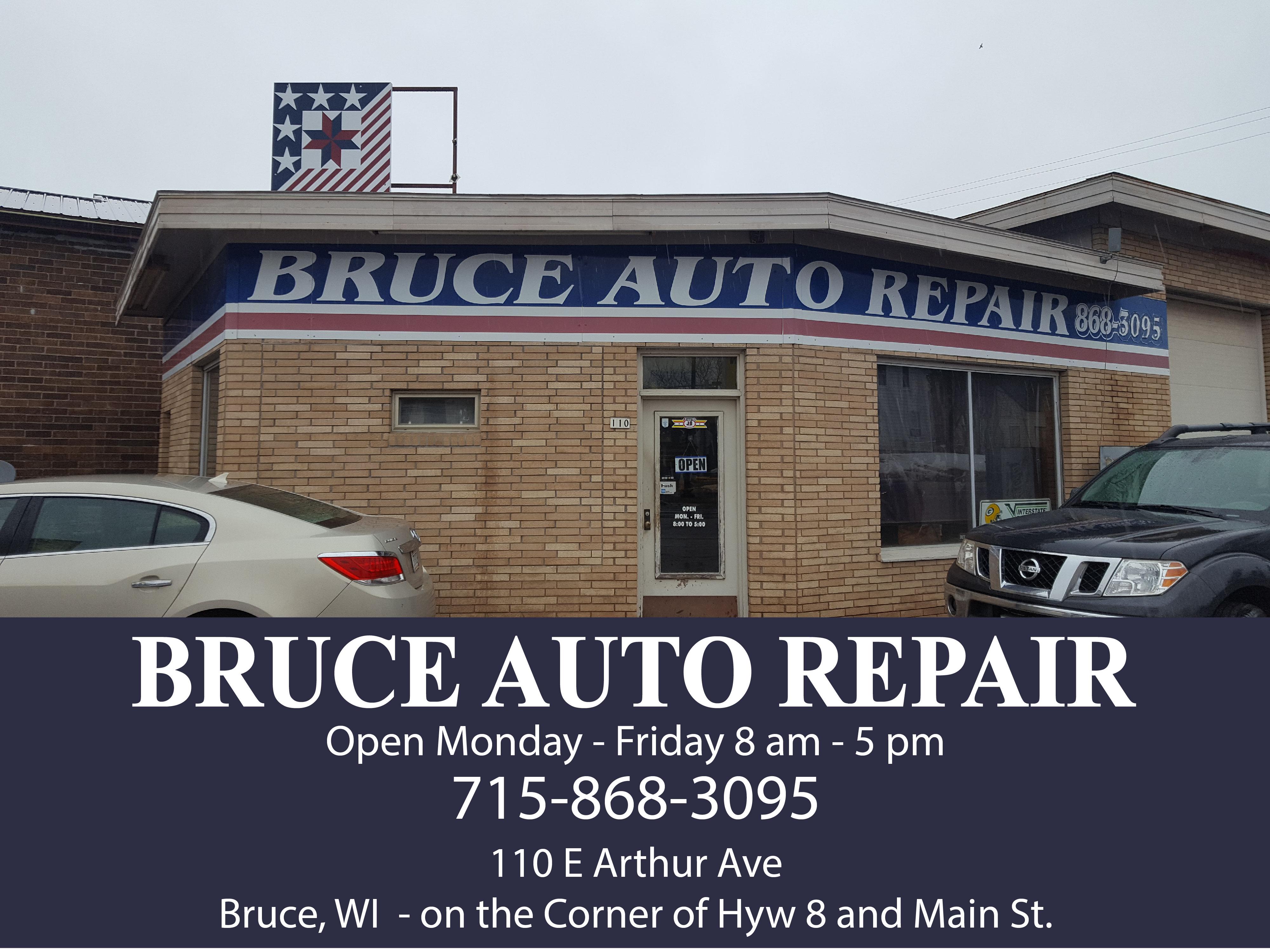 Bruce Auto Repair