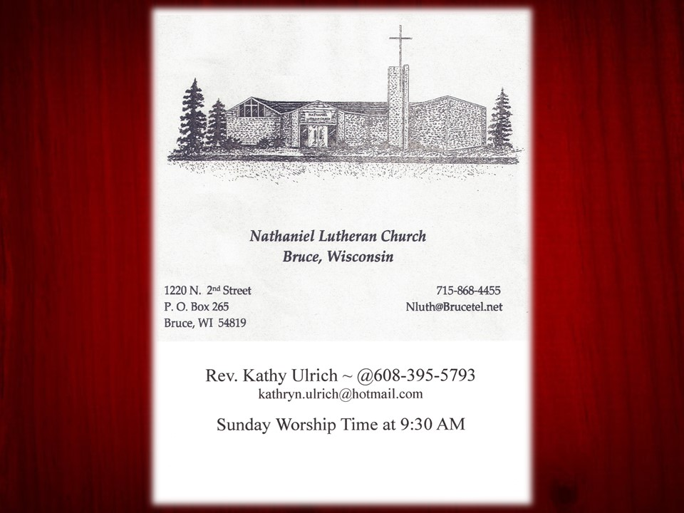 Nathaniel Lutheran Church