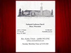 Nathaniel Lutheran Church