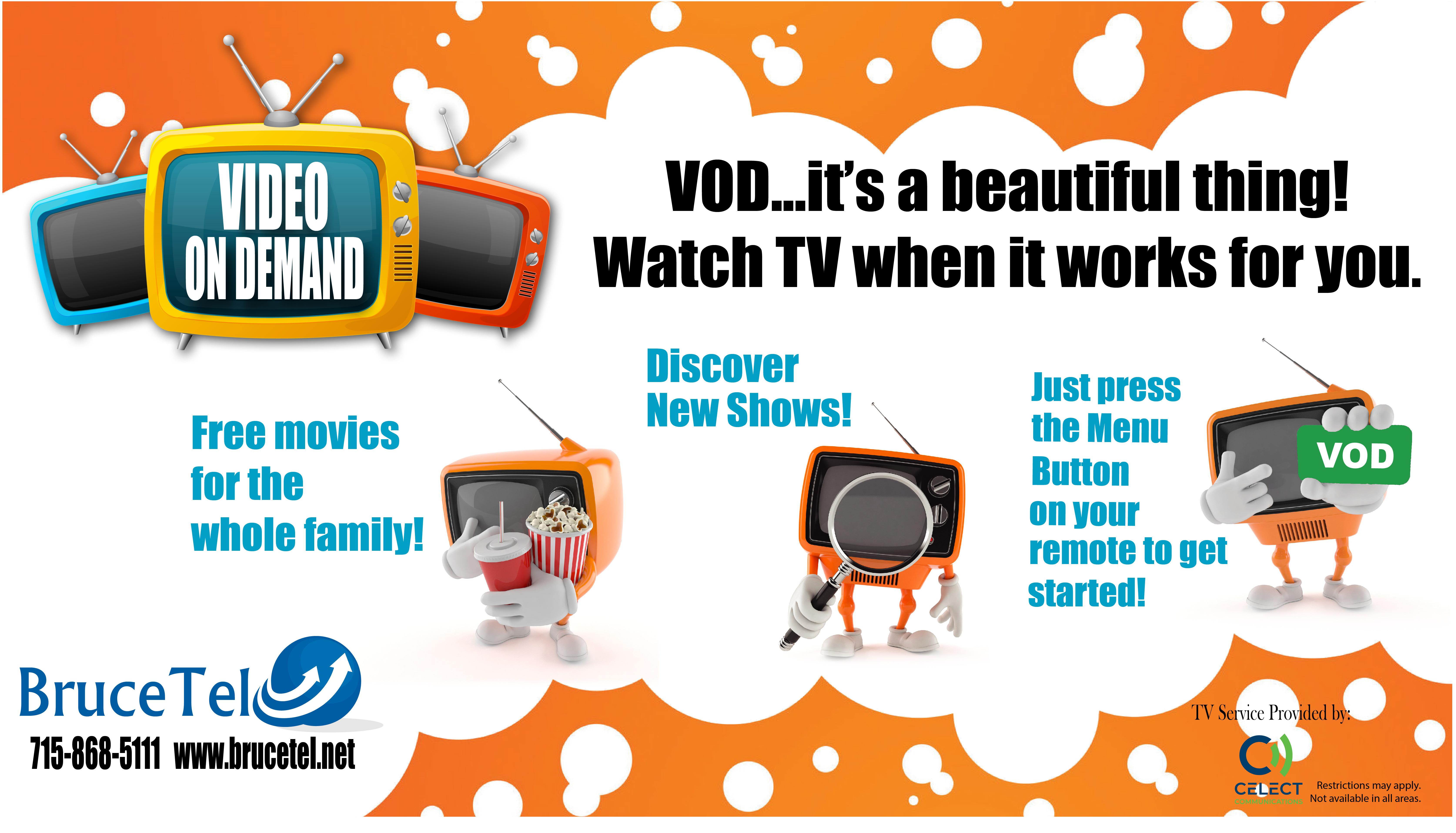 VOD Bruce Tel Ad 3