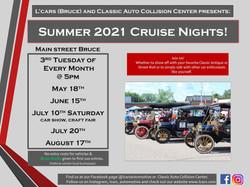 Cruise Night 1