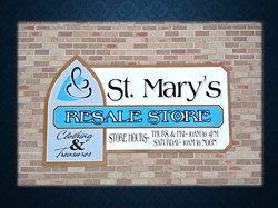 St Mary's Resale Store