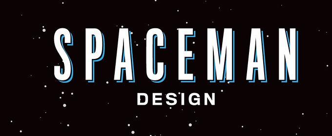 SPACEMAN DESIGN, DAVE HARDY
