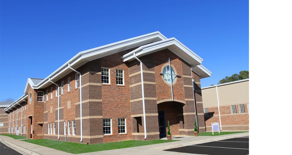 Nuese Christian Academy - Back Corner (9