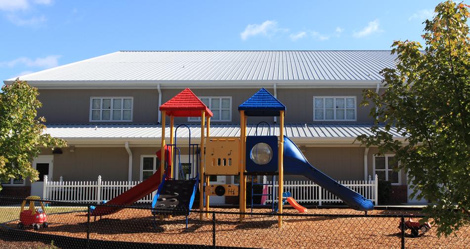 Wake Crossroads - Playground Classroom (