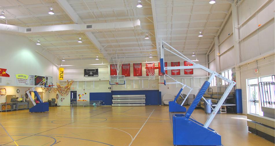 Nuese Christian Academy - Gym (970 x 515