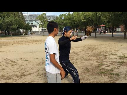 大阪や兵庫で守備専門の野球塾・野球教室