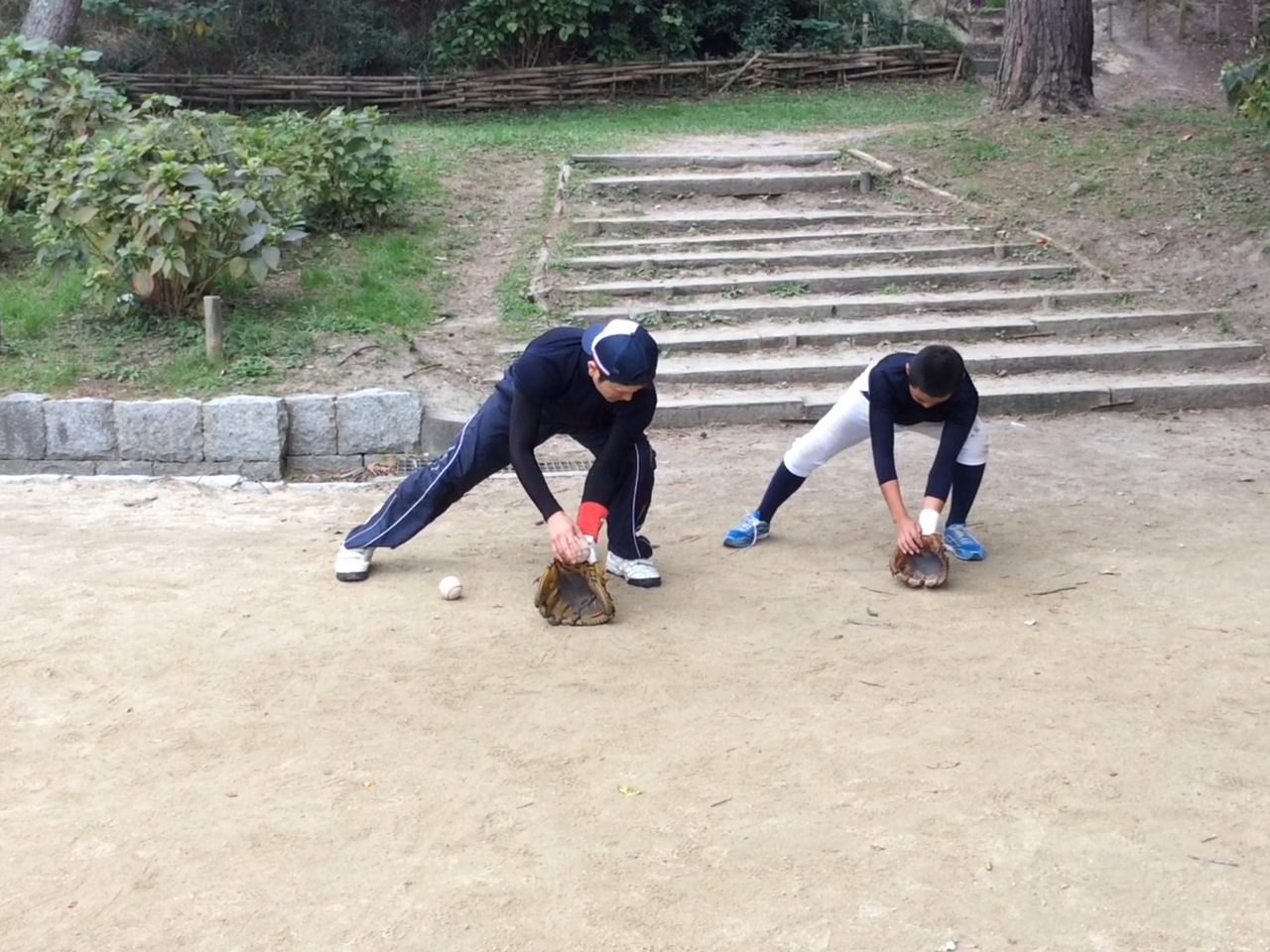 大阪・兵庫の野球塾・野球教室 守備専門の平尾塾