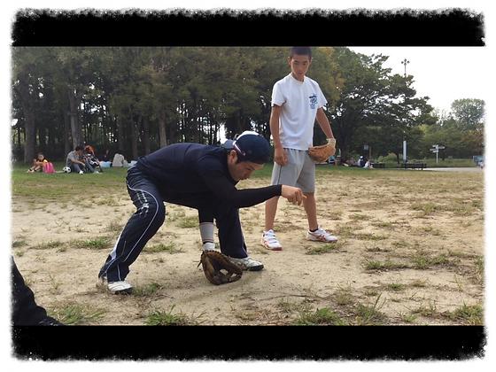 大阪や兵庫などの関西での野球塾・野球教室。守備専門