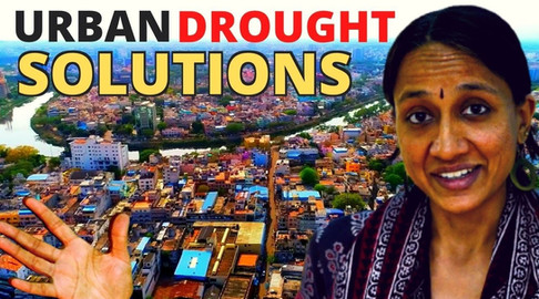 Urban Drought Solutions