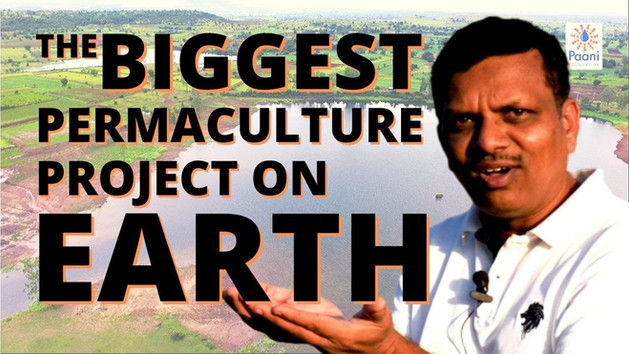 The Biggest Permacutlure Project on Earth